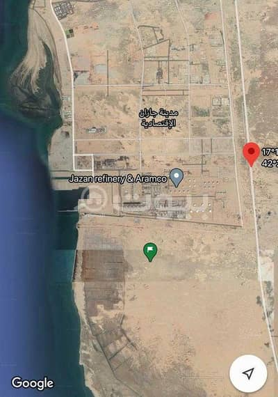 Commercial Land for Sale in Baish, Jazan Region - Commercial Land for sale in Jazan Economic City, Baish