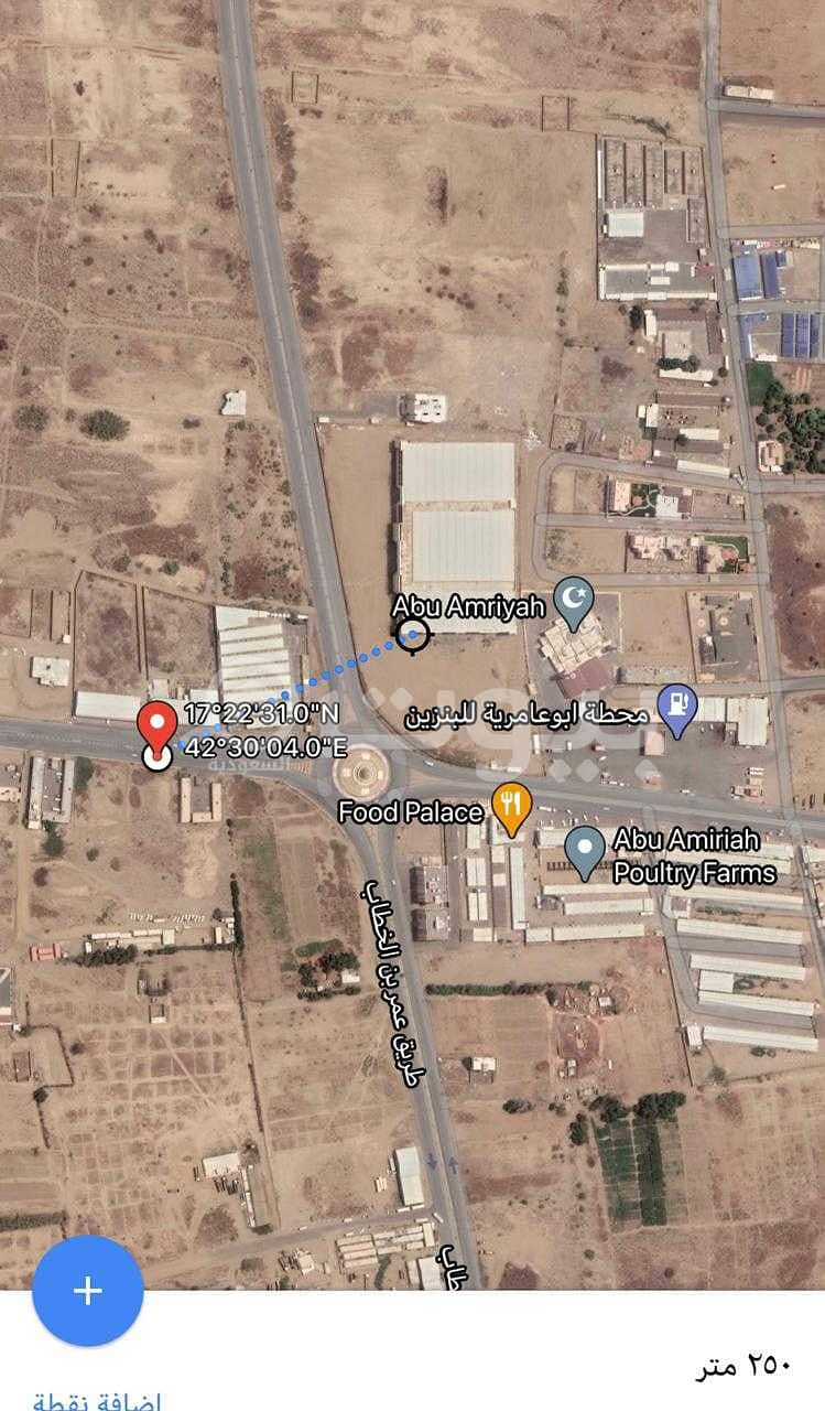 Commercial Land For Sale In Baish, Jazan Region