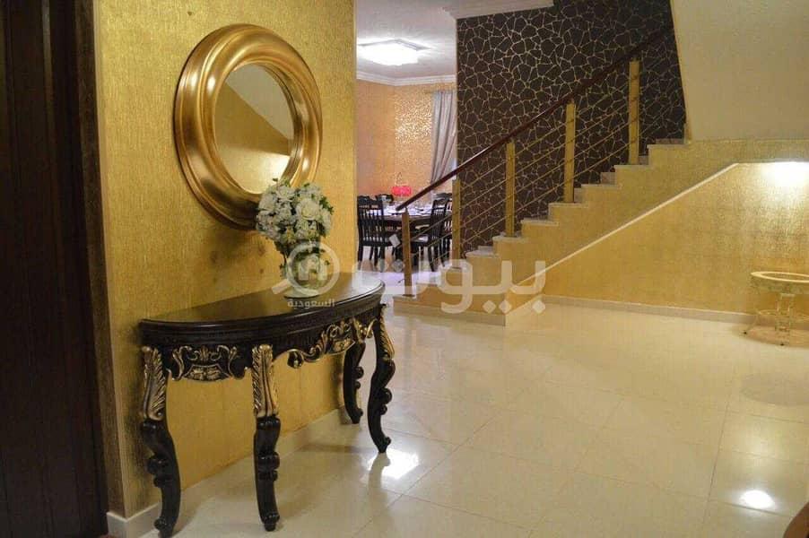 2-Floor apartment for sale in Al Yasmin, North Riyadh