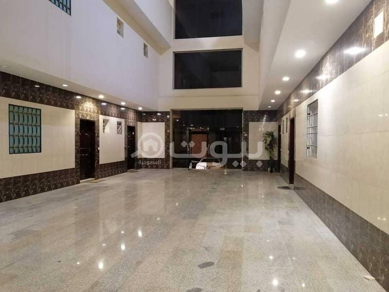 For sale 2 floors apartment with park in Al Yasmin, north of Riyadh