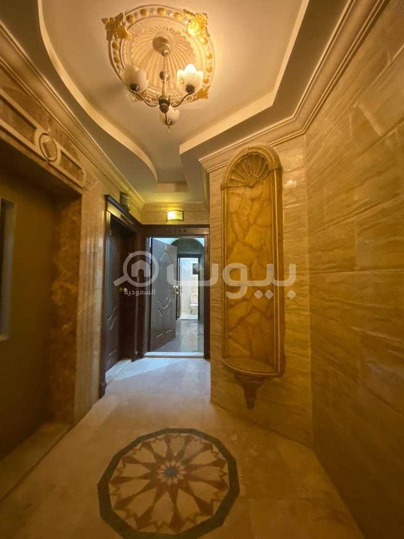 للبيع شقة فاخرة في المنار، شمال جدة