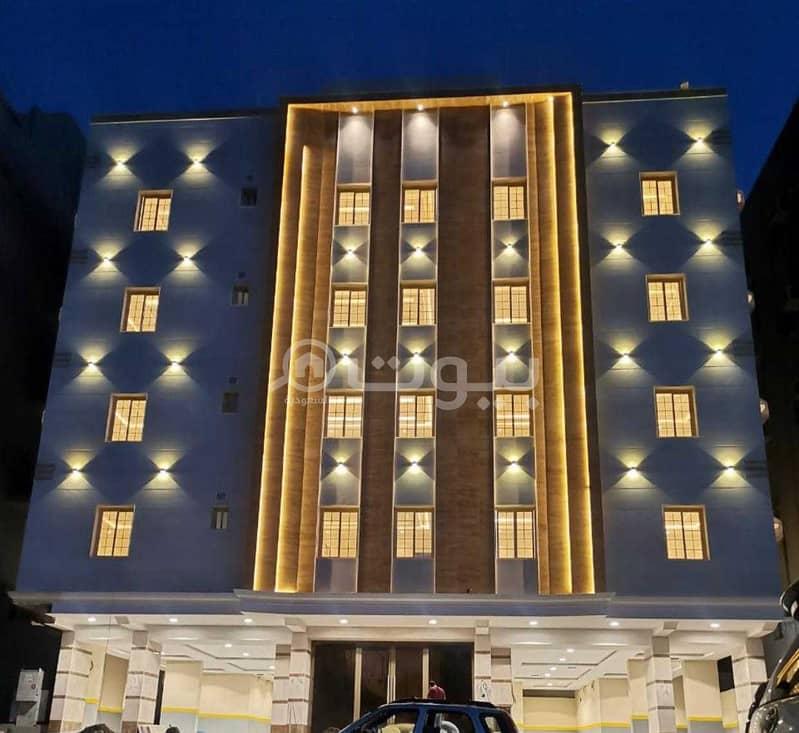 للبيع شقة فاخرة 5 غرف في الواحة، شمال جدة