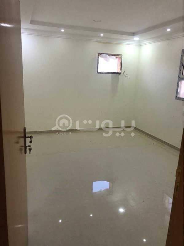 شقة مع سطح للايجار في حي ظهرة لبن، غرب الرياض