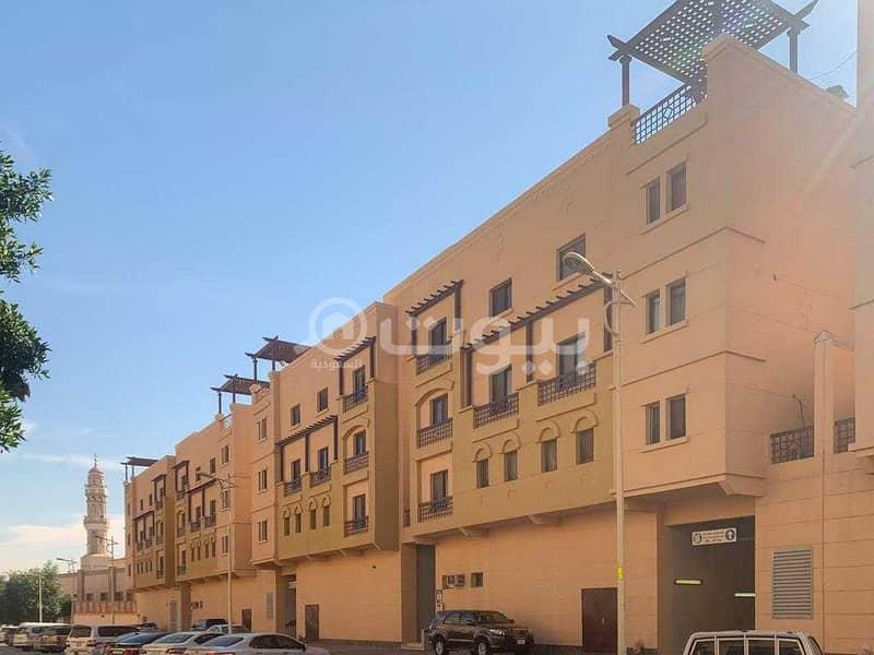Luxury apartment for rent in Al Suwaidi, West of Riyadh
