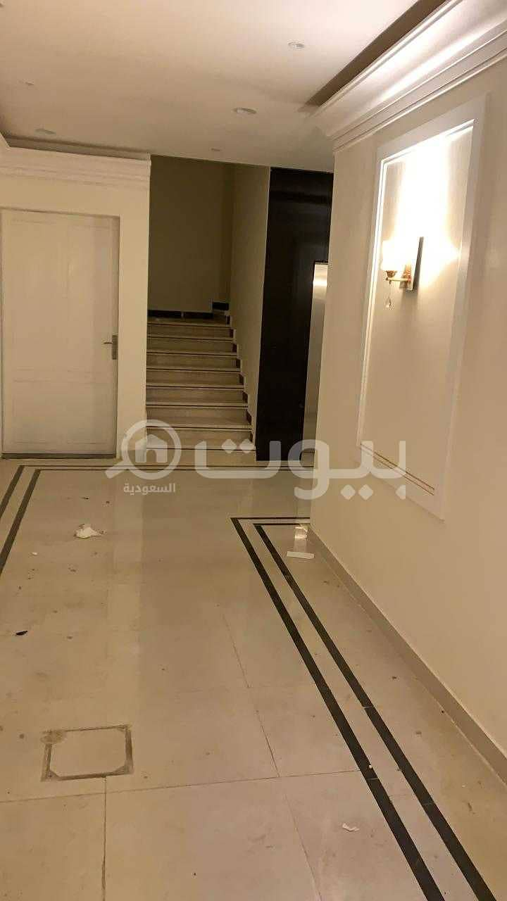 For rent an apartment in Dhahrat Laban, west of Riyadh | Second floor