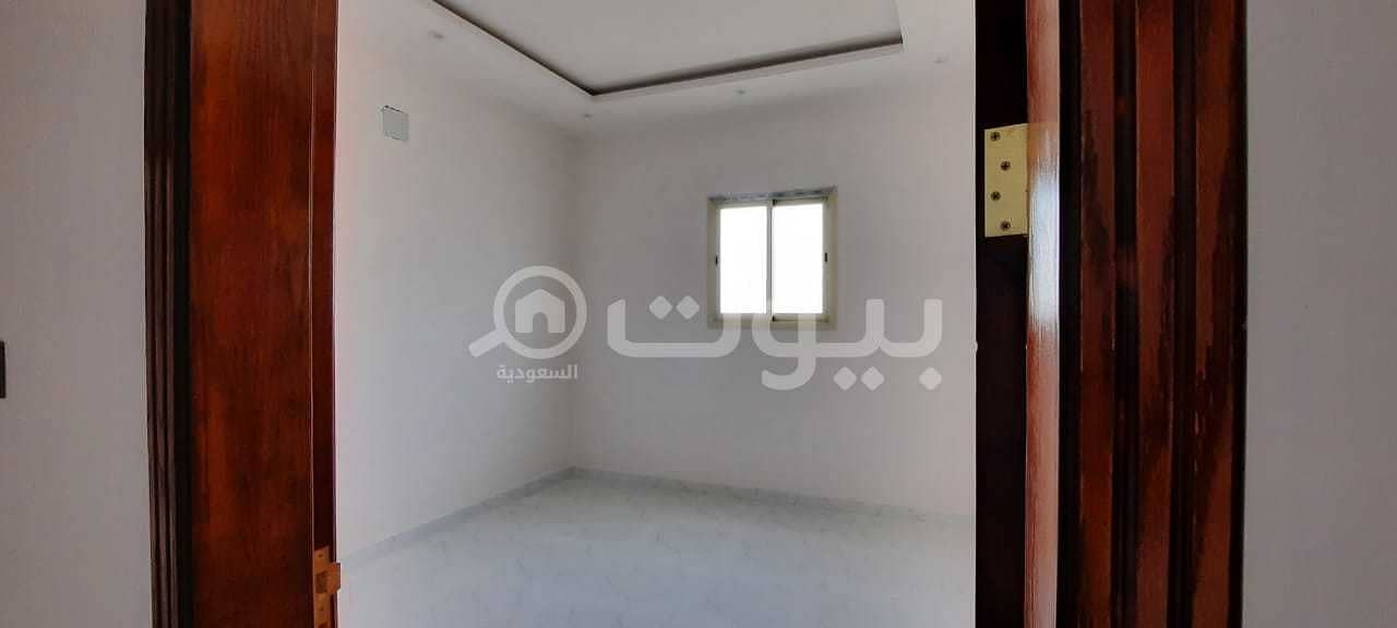 2nd Floor Apartment for sale in Dhahrat Laban, West of Riyadh