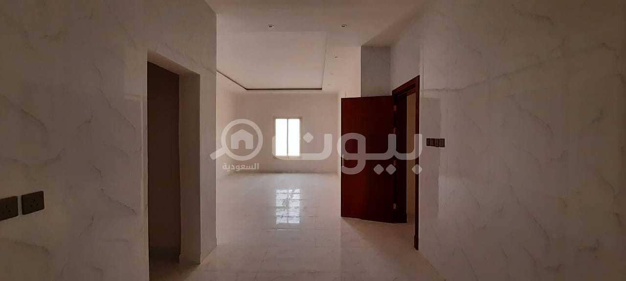 Luxury apartment for sale in Dhahrat Laban, West Riyadh   135 sqm