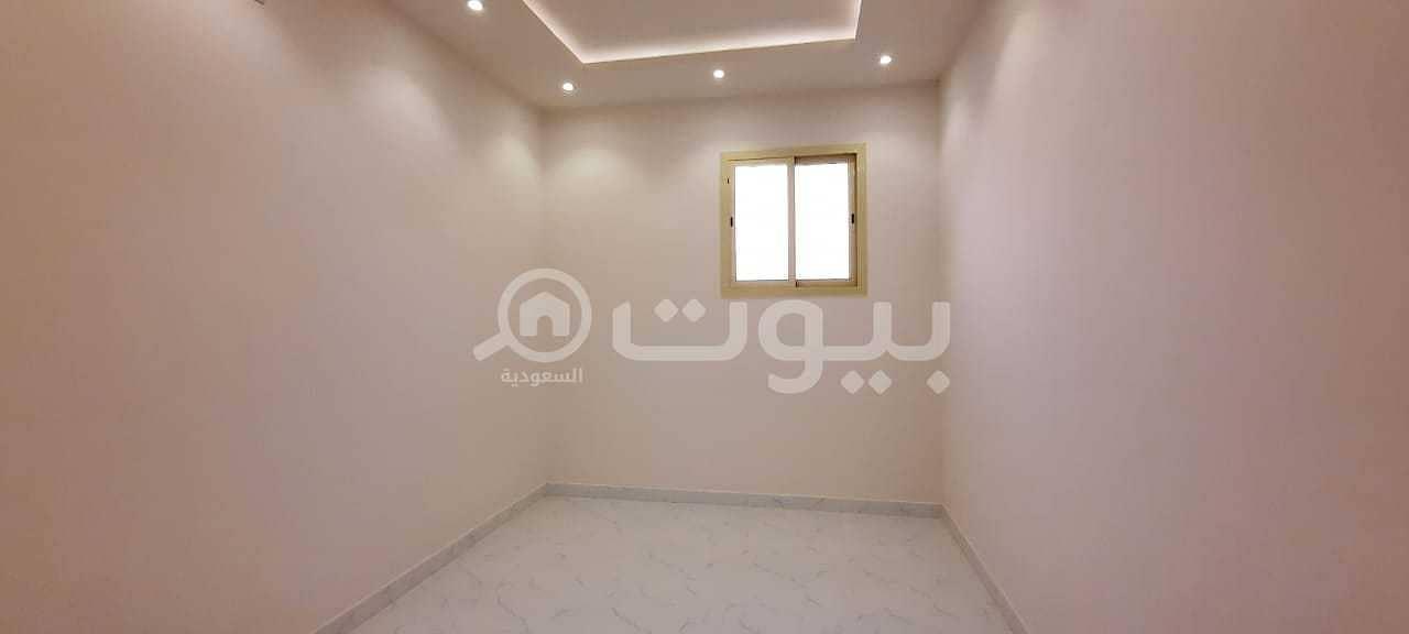 Luxury apartment for sale in Dhahrat Laban, West Riyadh