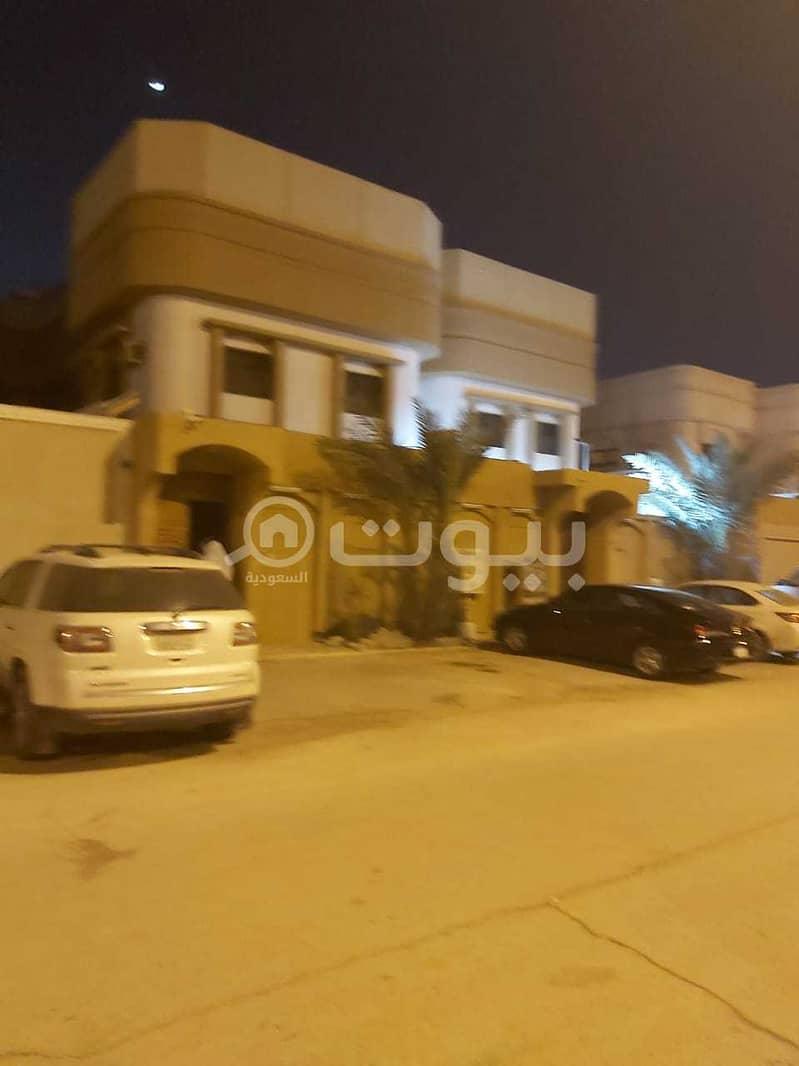 دور علوي للإيجار في القدس، شرق الرياض