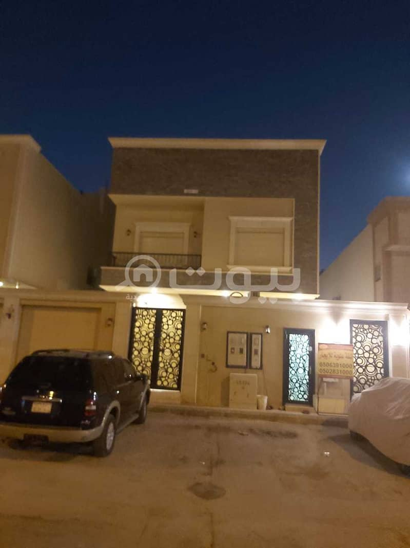 Apartment for rent in King Faisal District, east of Riyadh