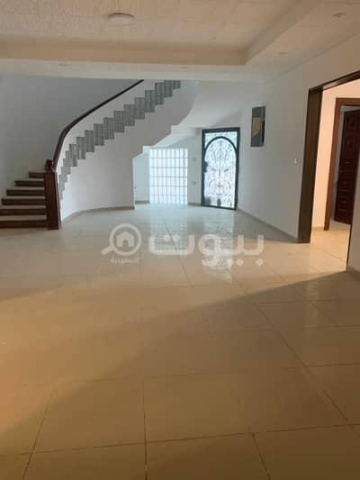 فیلا 5 غرف نوم للايجار في الرياض، منطقة الرياض - فيلا للإيجار بالعليا، شمال الرياض   800م2