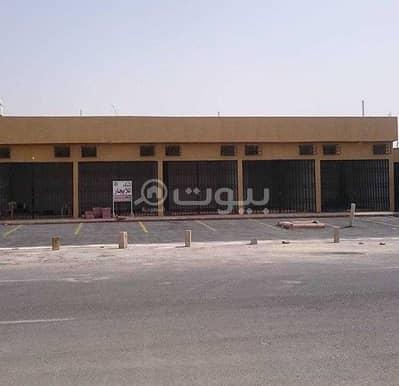 Shop for Rent in Riyadh, Riyadh Region - Warehouse and shops for rent in Laban, west of Riyadh