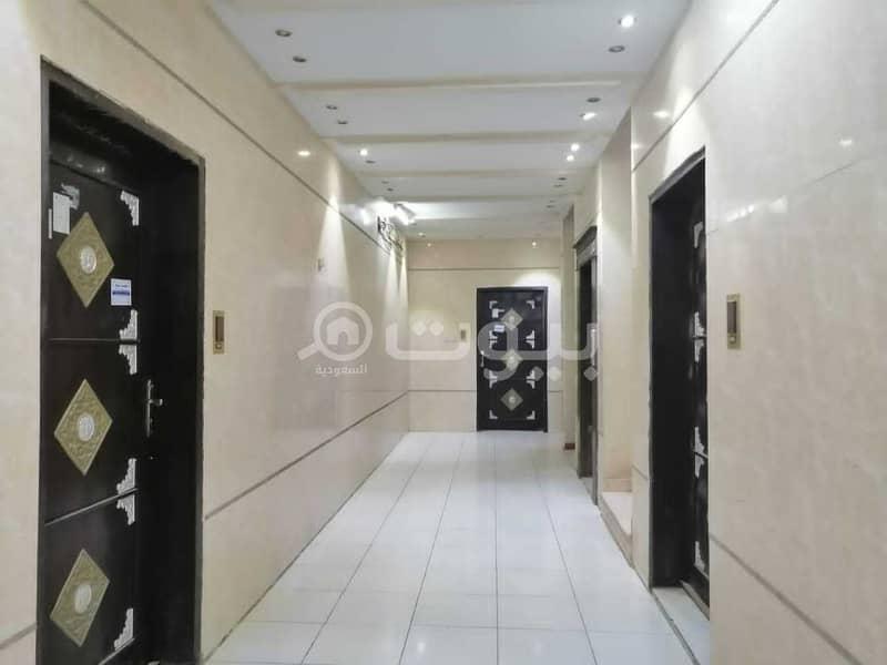 2 BR Apartment for rent in Al Yarmuk, east of Riyadh