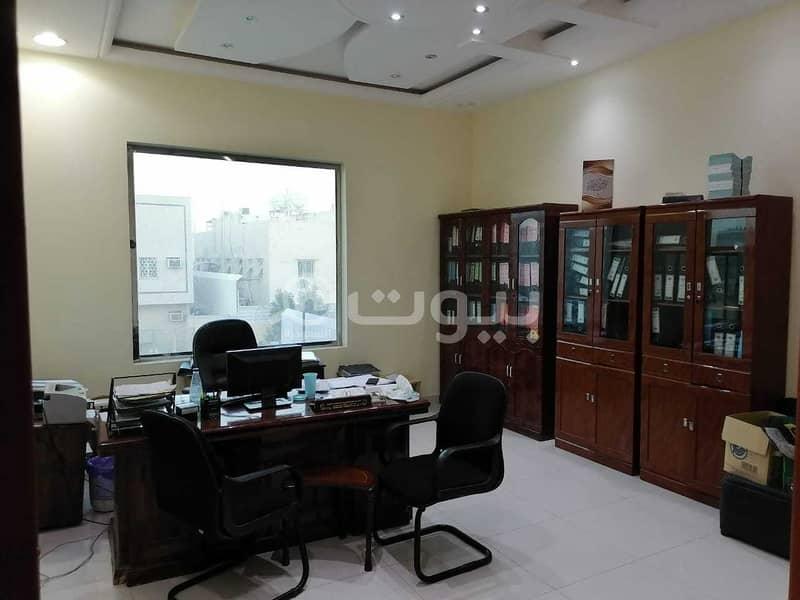 عمارة تجارية للإيجار في حي النهضة، شرق الرياض
