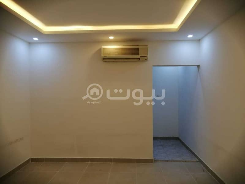 Singles apartment for rent in Al Maizilah, East of Riyadh