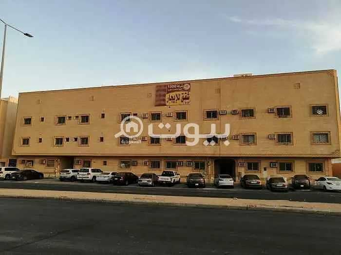 For rent an apartment in Al Uraija Al Gharbiyah, west of Riyadh