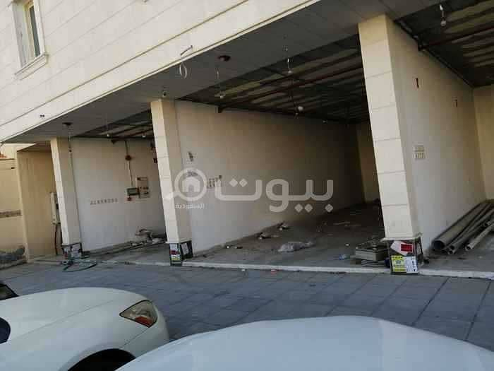 Commercial Shop For Rent In Alawali, West Riyadh