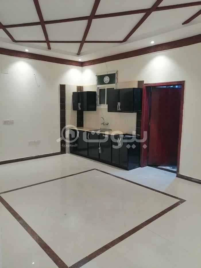 Furnished apartment for rent in Dhahrat Namar, west of Riyadh | singles