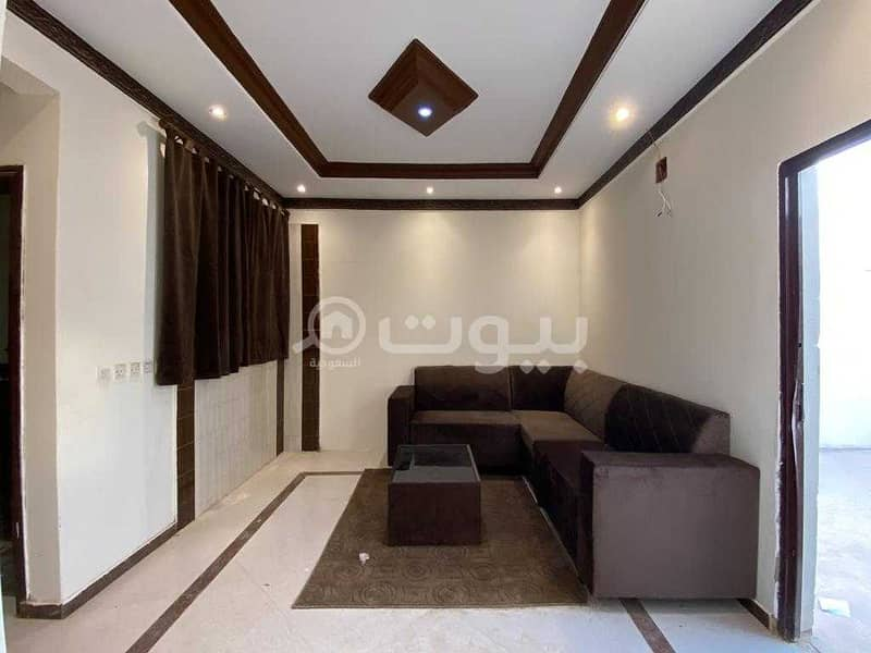 Apartments for rent in Al Uraija Al Gharbiyah, west of Riyadh