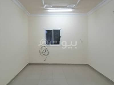 1 Bedroom Apartment for Rent in Riyadh, Riyadh Region - For rent apartment in Al Maizilah, East of Riyadh   families