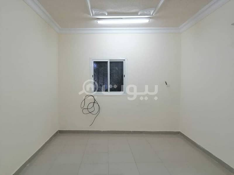 For rent apartment in Al Maizilah, East of Riyadh   families