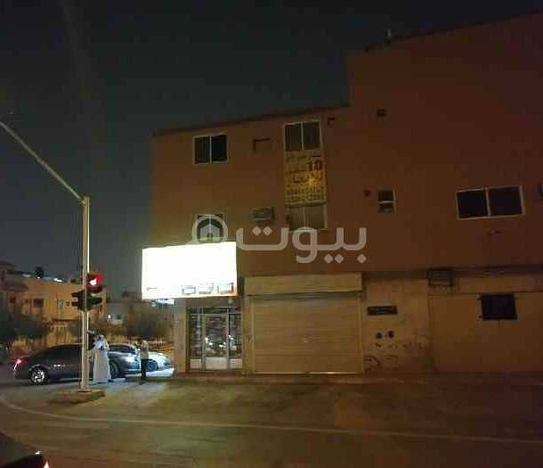 عمارة سكنية للإيجار في العريجاء الغربية، غرب الرياض