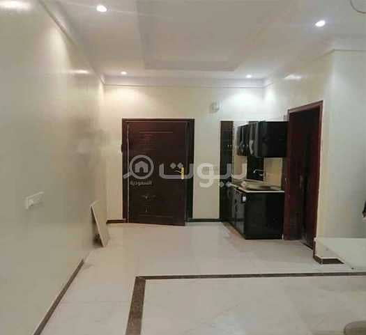 Singles apartment for rent in Dhahrat Namar district, west of Riyadh
