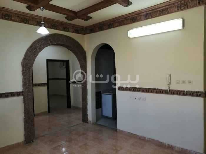 Single apartment for rent in Tuwaiq district, west of Riyadh