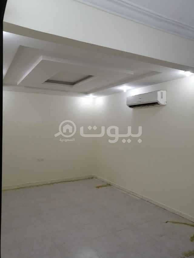 A luxury single apartment for rent in Dhahrat Namar, west of Riyadh