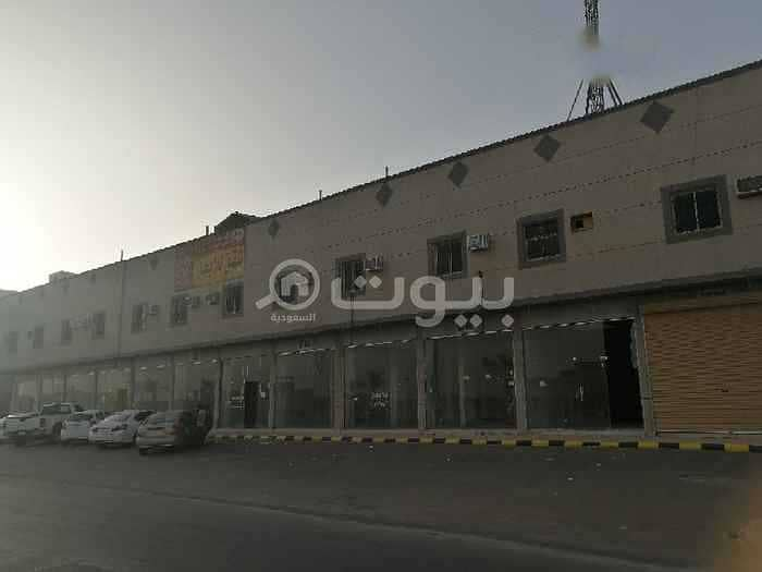 10 Commercial Shops for rent in Dhahrat Namar, West Riyadh