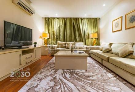 2 Bedroom Apartment for Rent in Jeddah, Western Region - Furnished apartment for rent in Al Khalidiyah, North Jeddah