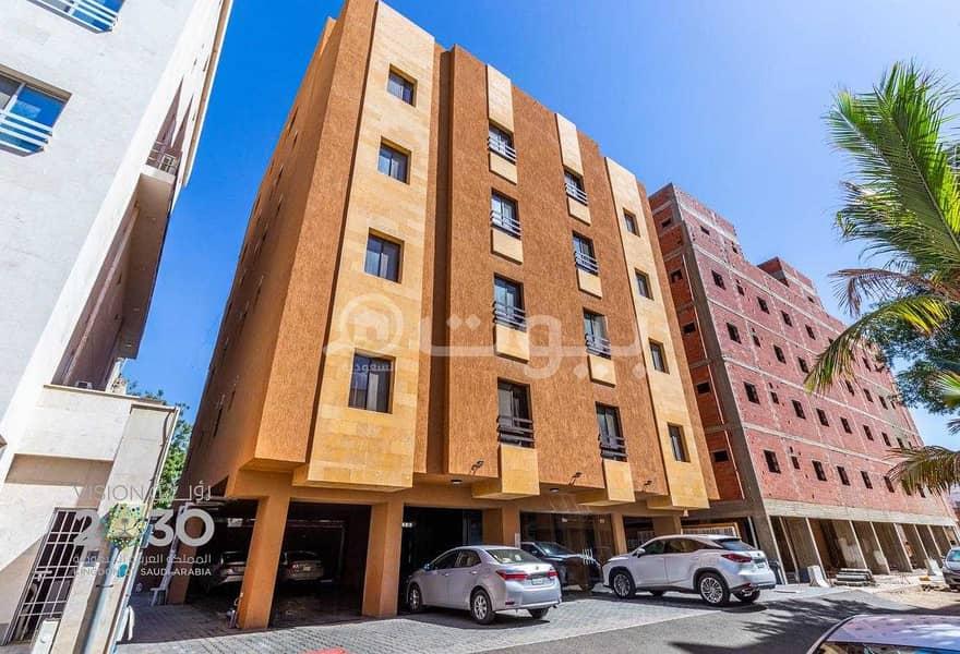 شقة مفروشة للإيجار في الحمراء، وسط جدة