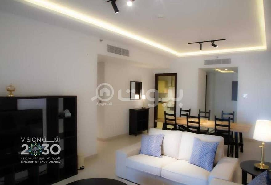 Luxurious apartment for rent in Al Fayhaa, North Jeddah