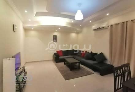فلیٹ 1 غرفة نوم للايجار في جدة، المنطقة الغربية - شقة مفروشة بالكامل للإيجار في الروضة، شمال جدة