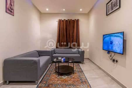 2 Bedroom Apartment for Rent in Jeddah, Western Region - furnished apartment with a park for rent in Al Hamraa, Center of Jeddah