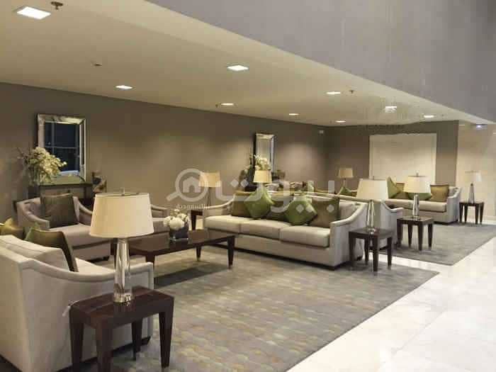 furnished family apartment for rent in Al Fayhaa, North of Jeddah