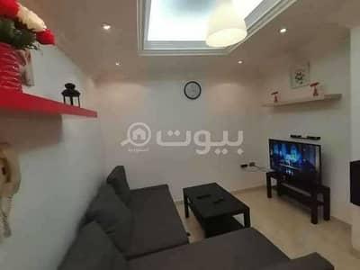 فلیٹ 2 غرفة نوم للايجار في جدة، المنطقة الغربية - شقق فاخرة و مفروشة للإيجار في الروضة، شمال جدة