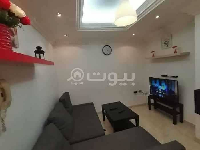 fully furnished luxury apartments for rent in Al Rawdah, North of Jeddah
