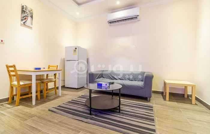 furnished apartment   1 BDR for rent in Al Hamraa, Center of Jeddah