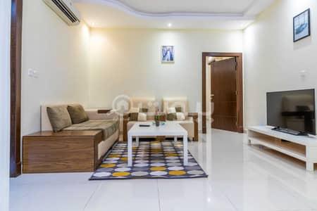 فلیٹ 3 غرف نوم للايجار في جدة، المنطقة الغربية - شقق مفروشة بالكامل للإيجار في النهضة، شمال جدة
