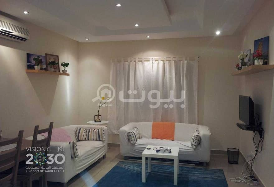 A Fully Furnished Apartment For Rent In Al Zahraa, North Jeddah