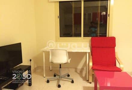1 Bedroom Flat for Rent in Jeddah, Western Region - Furnished studio for rent in Al Andalus neighborhood, north of Jeddah