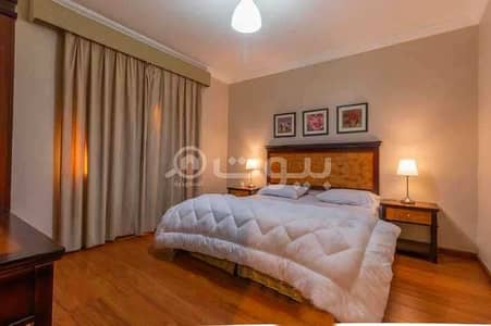 1 Bedroom Apartment for Rent in Jeddah, Western Region - Furnished apartments for rent in Al Salamah neighborhood, north of Jeddah