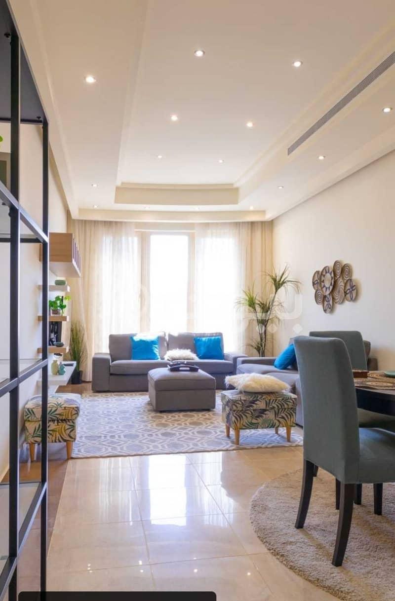 Luxury 3 BDR apartment for rent in Al Rawdah, North Jeddah