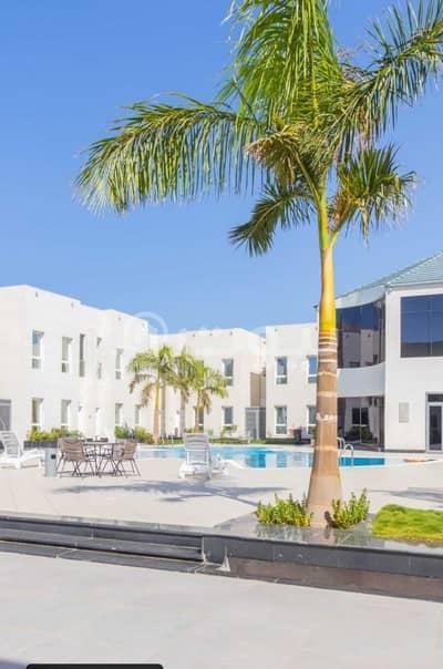 3 Bedroom Villa for Rent in Jeddah, Western Region - Duplex Villa For Rent In A Compound In Al Shati, North Jeddah