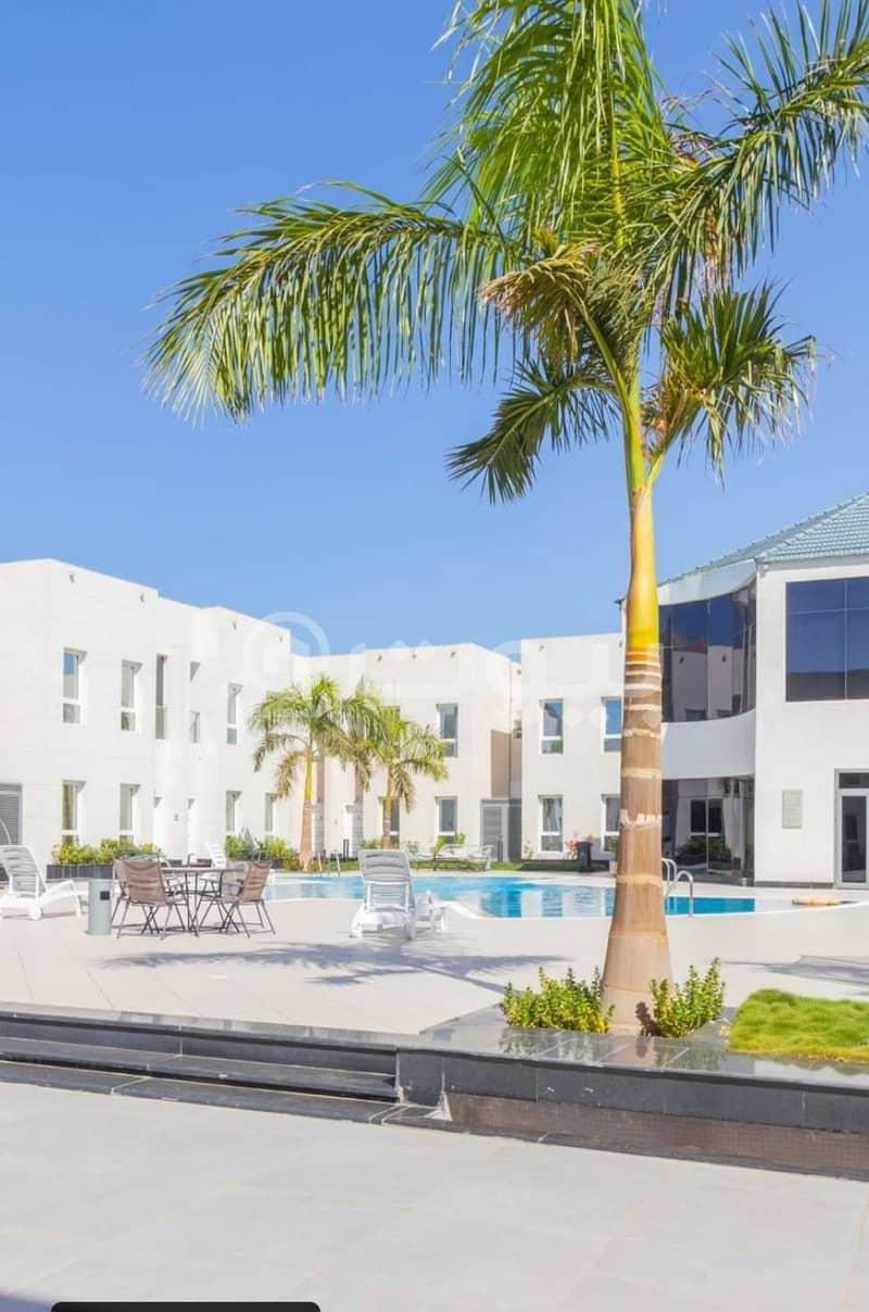 Duplex Villa For Rent In A Compound In Al Shati, North Jeddah