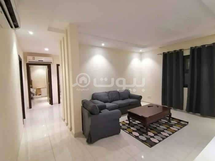 Luxury furnished apartment for rent in Al Rowais, North of Jeddah