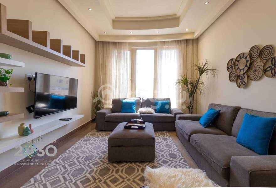 Luxurious apartment for rent in Al Rawdah, North Jeddah