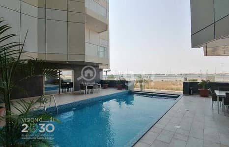 3 Bedroom Flat for Rent in Jeddah, Western Region - Apartment In A Residential Complex For Rent In Obhur Al Janoubiyah, North Jeddah
