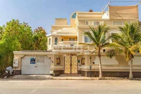 5 Bedroom Villa for Rent in Jeddah, Western Region - Spacious duplex villa | 480 SQM for rent in Al Naim, north of Jeddah